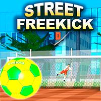 Street Free Kick 3D