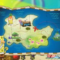 SpongeBob Beachy Keen