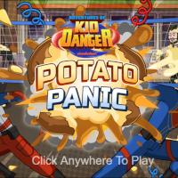 Adventures Of Kid Danger Potato Panic