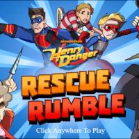 Henry Danger Rescue Rumble