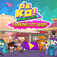 Ok Ko Parking Lot Wars