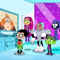 Teen Titans Go Zapping Run