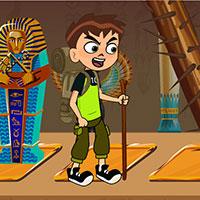 Ben 10 Egypt Mystery