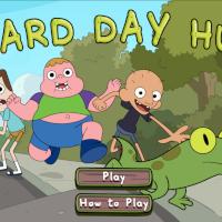 Lizard Day Hunt