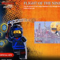 NinjaGo Flight of the Ninja
