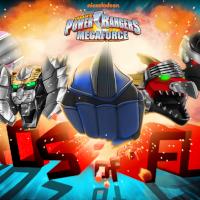 Power Rangers Zords of Fury