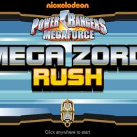 Power Rangers Megazord Rush