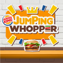 Jumping Whopper