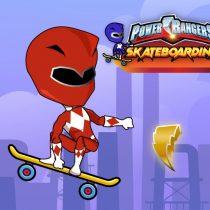 Power Rangers Skateboarding