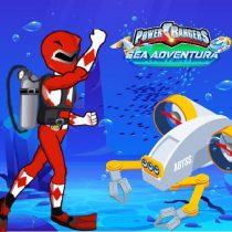 Power Rangers Sea Advanture – Pin Pull Games