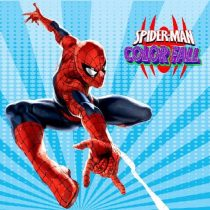Spiderman Color Fall – Pin Pull Game