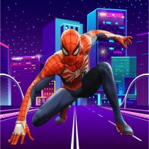 Spiderman Defense The City