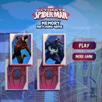 Spiderman Memory – Brain Puzzle Games