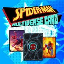 Spiderman Memory Card Matching