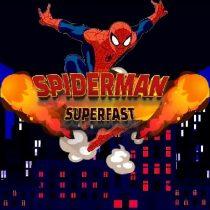 Spiderman Super Run Fast