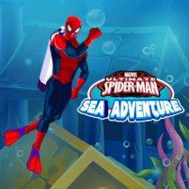 Spiderman Sea Rescue – Pin Pull Game