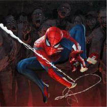 Spiderman Vs Zombies