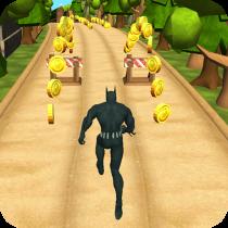Subway Batman