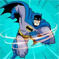 Batman Gotham Knight Skating