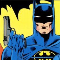 Batman Kill Zombies