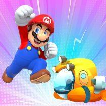 Super Mario Color Transporter Puzzle