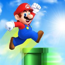 Super Mario Stack Jump